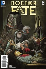 Doctor Fate #7