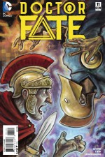 DOCTOR FATE #11