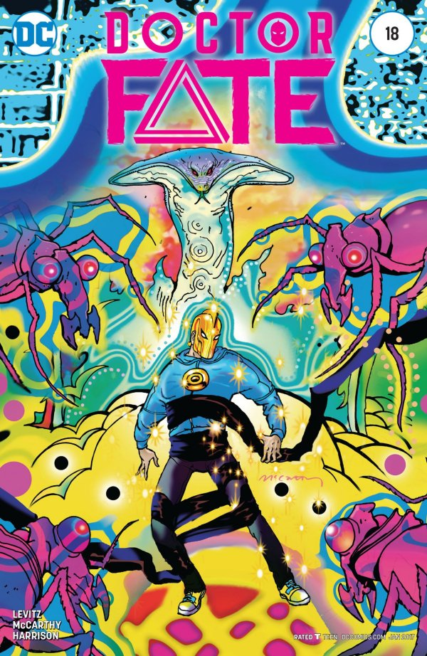 Doctor-Fate-Issue-18-Cover