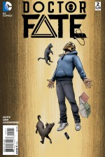 Doctor Fate #2 / cover B