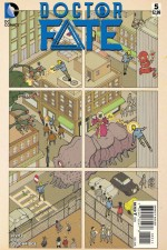 Doctor Fate #5