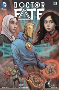 Doctor Fate #12
